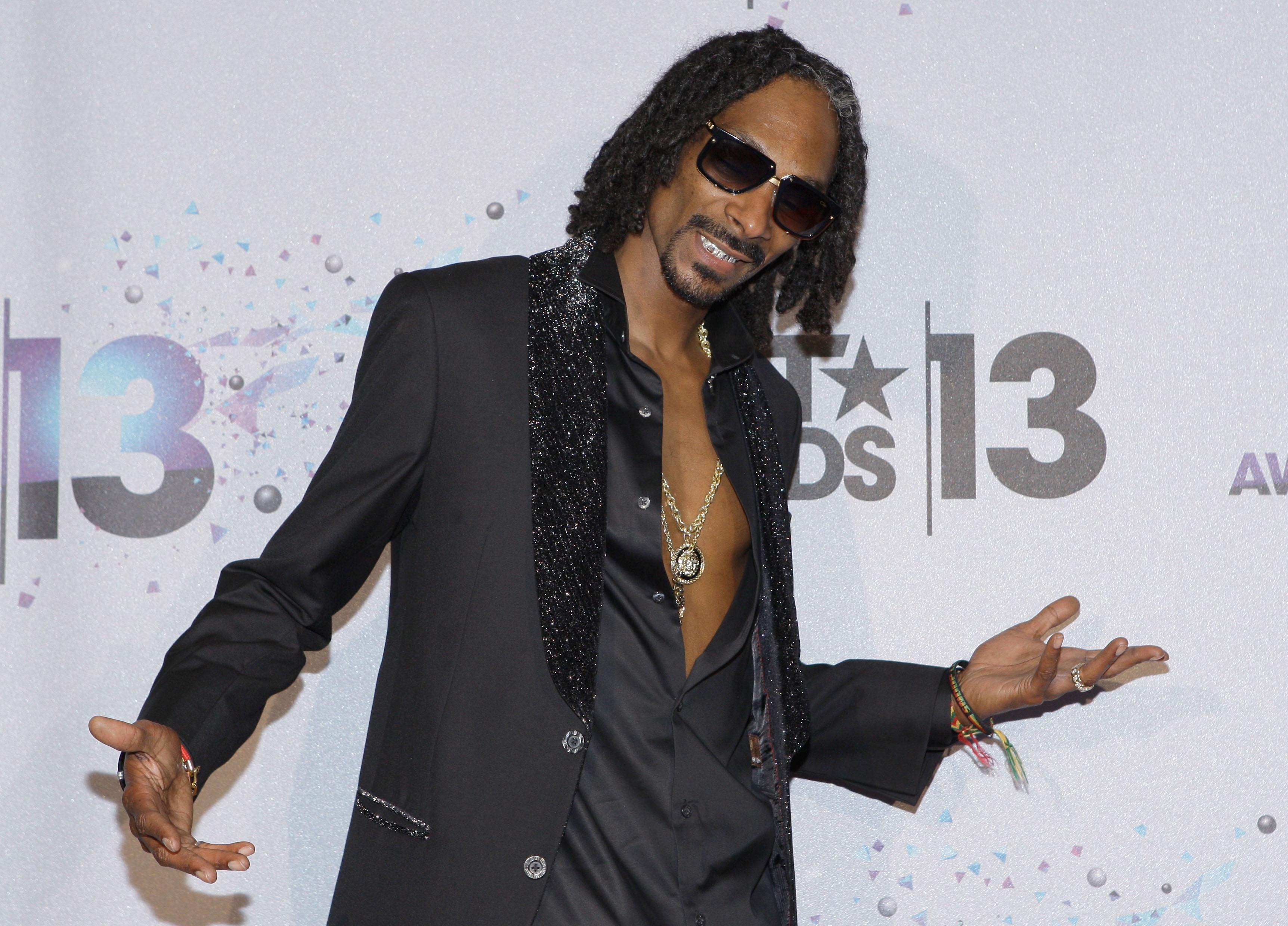 Snoop Dogg Hd Background
