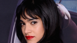 Sofia Boutella Widescreen