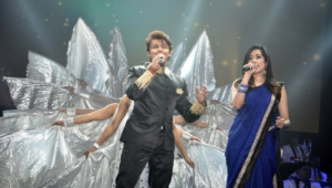Sonu Nigam Background