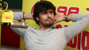 Sonu Nigam Hd Background