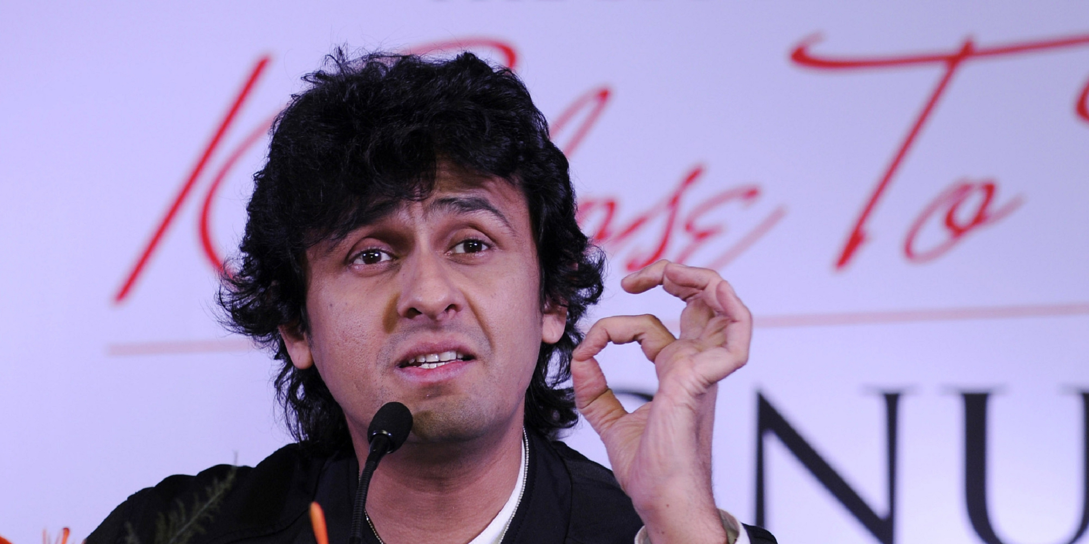 Sonu Nigam Widescreen