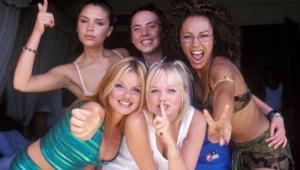 Spice Girls Wallpaper