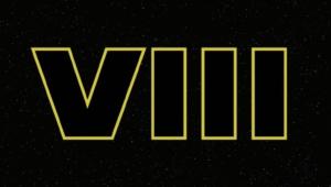 Star Wars Episode Viii Logo