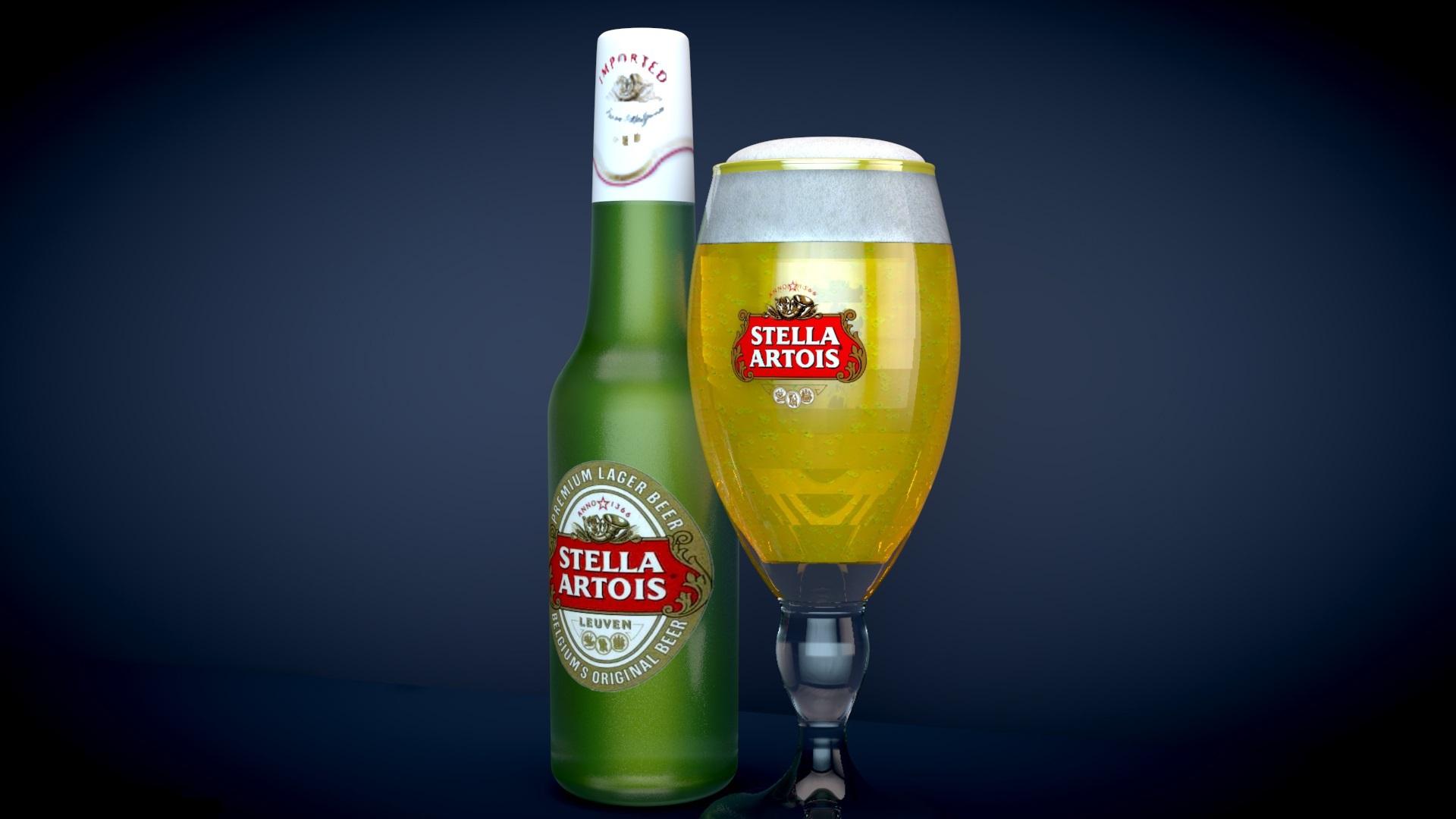 Stella Artois Desktop