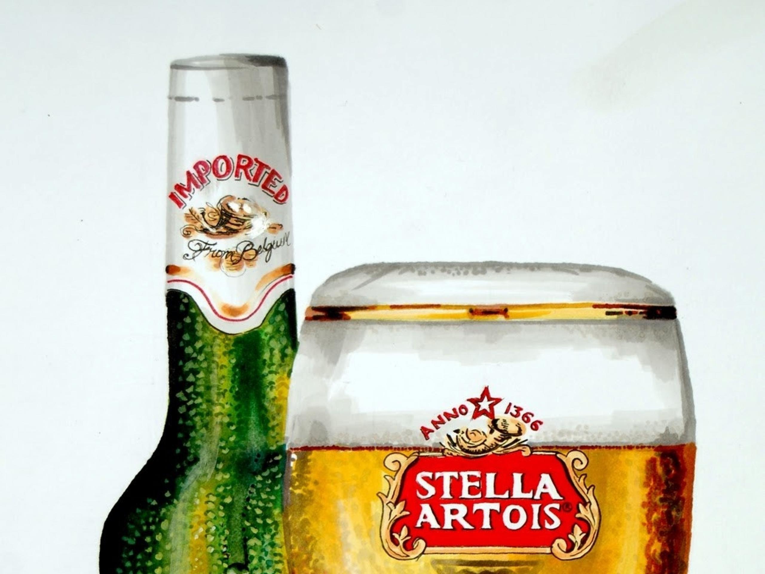 Stella Artois Images