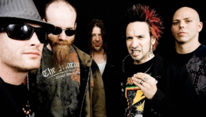 Stone Sour Hd Background