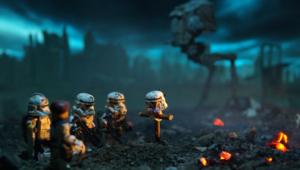 Stormtrooper Desktop