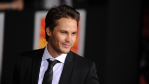 Taylor Kitsch Background