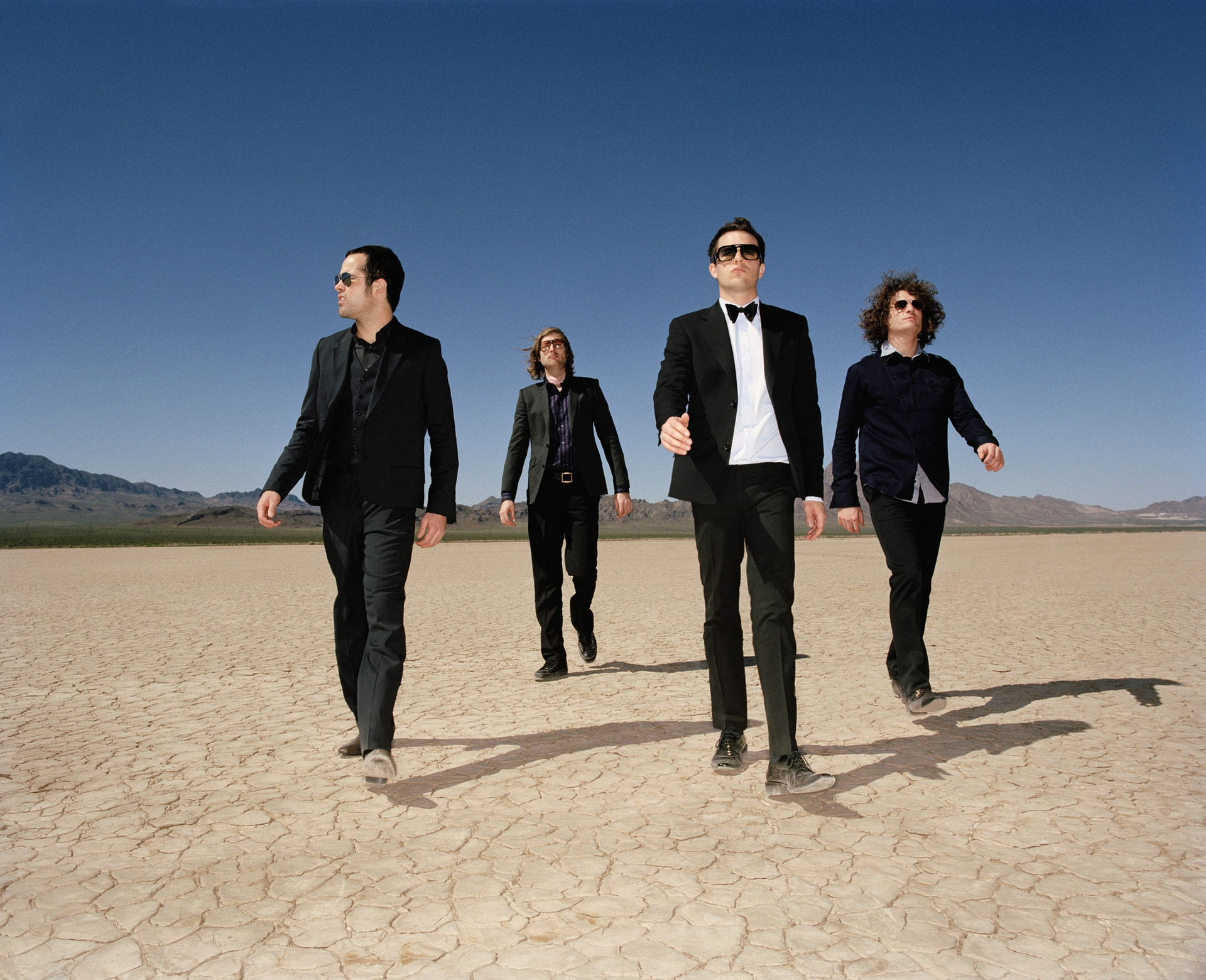 The Killers Background