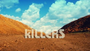 The Killers Widescreen