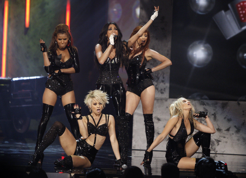 The Pussycat Dolls Background