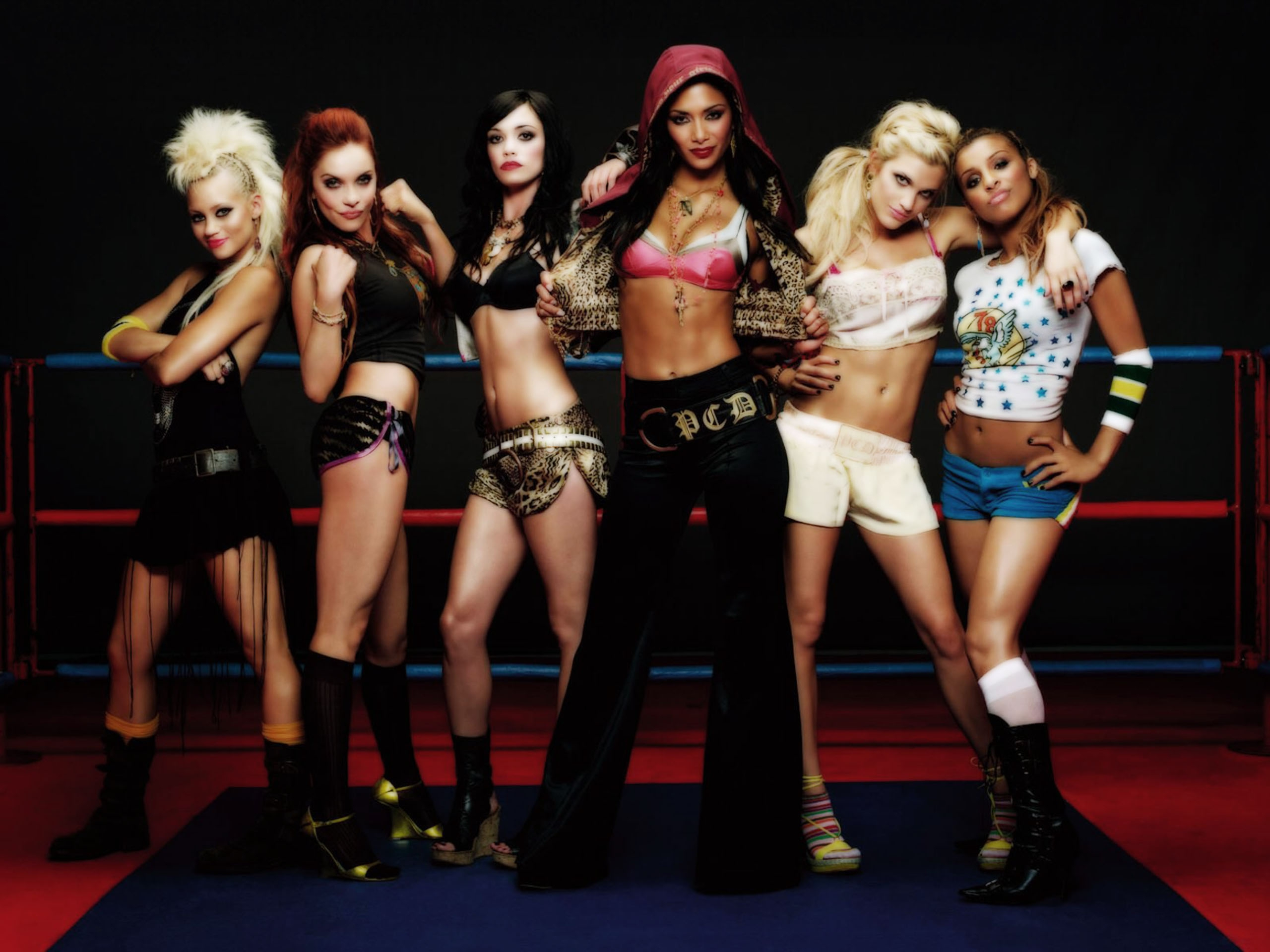 The Pussycat Dolls High Definition