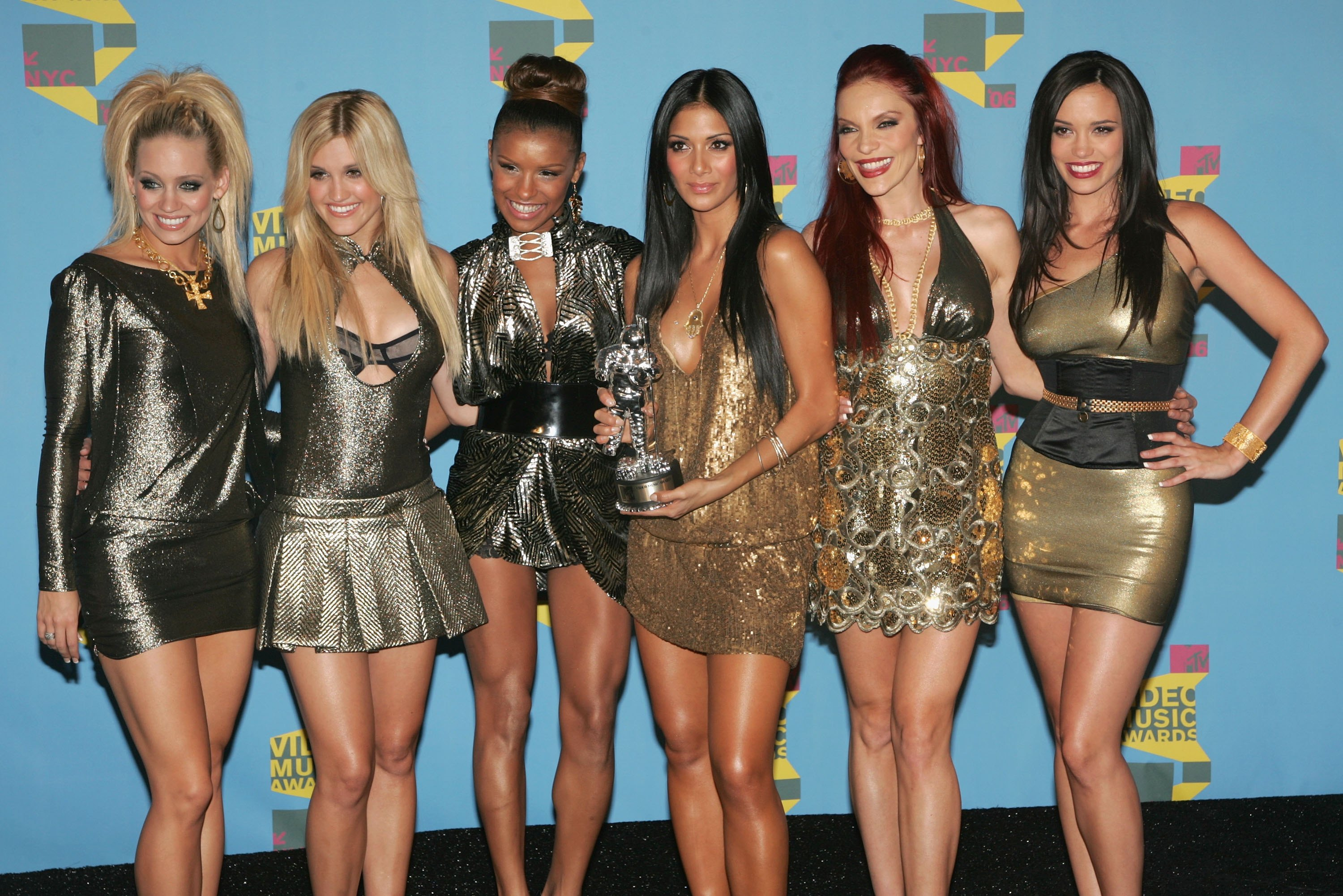 The Pussycat Dolls Sexy Wallpapers