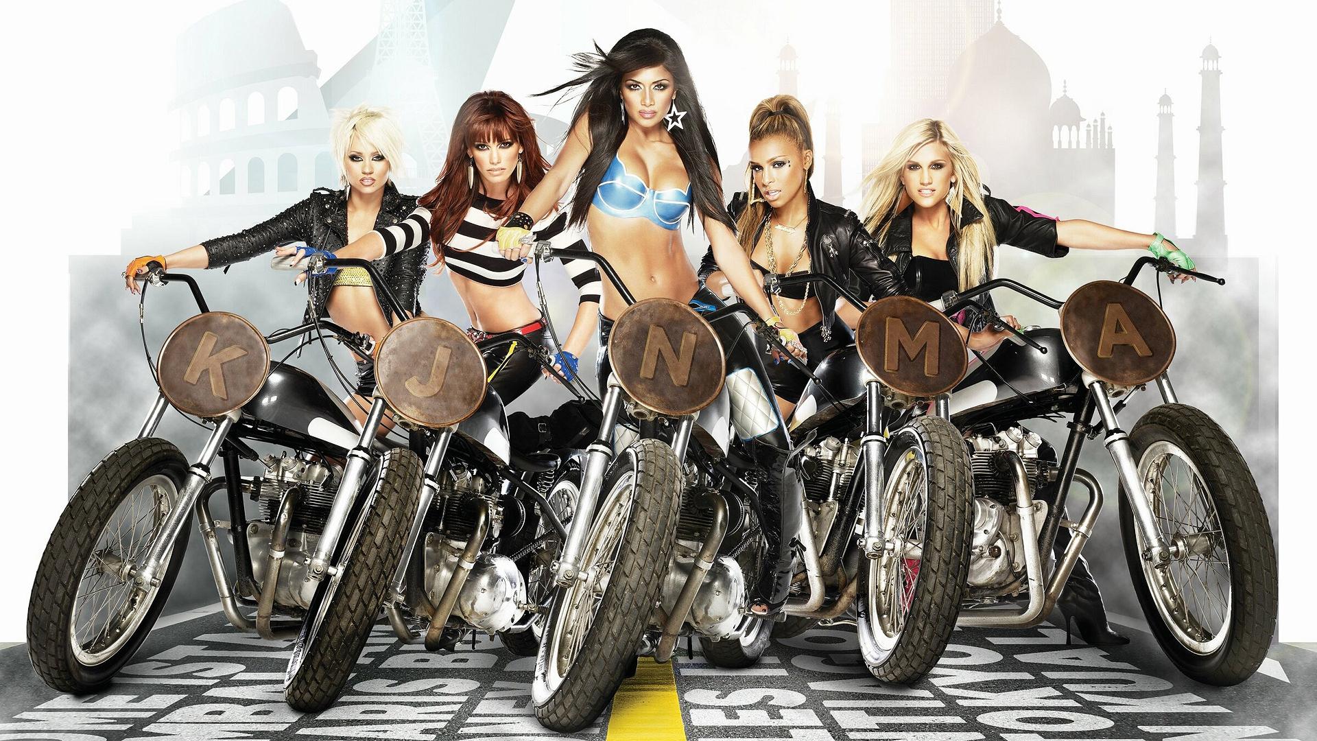 The Pussycat Dolls Widescreen