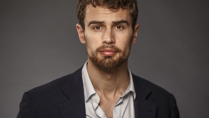 Theo James High Definition