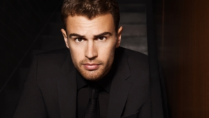 Theo James Widescreen
