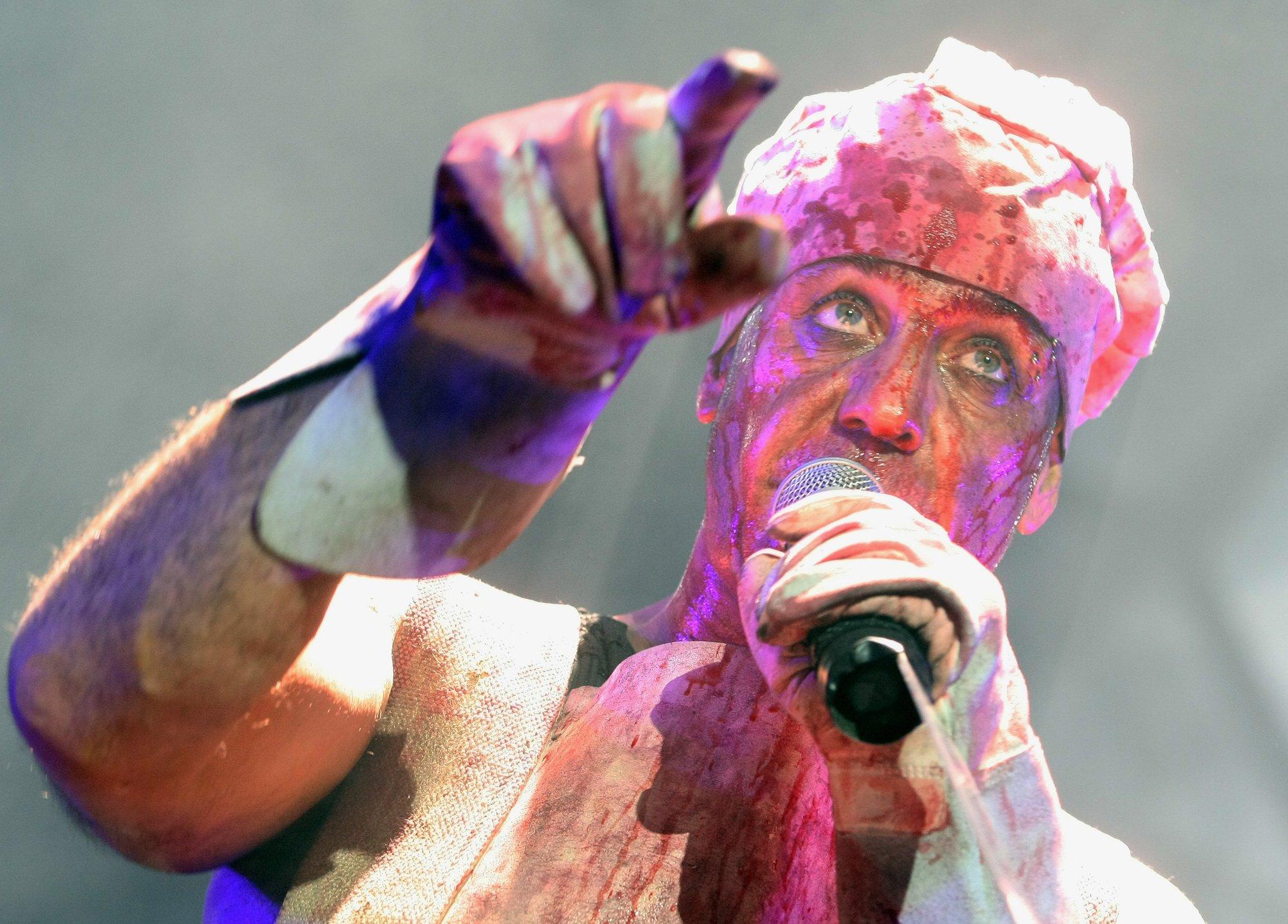 Till Lindemann Full Hd