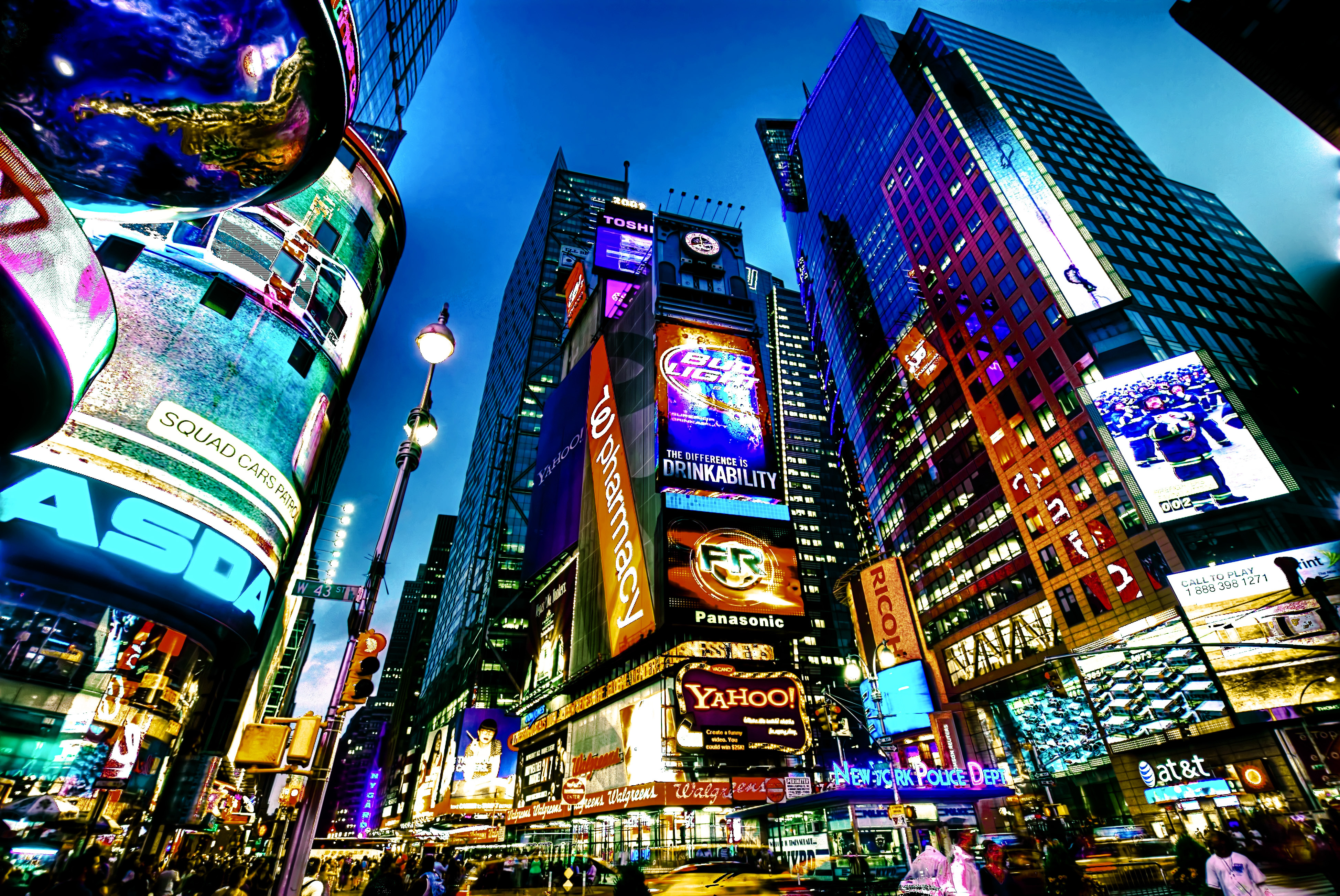 Times Square Images