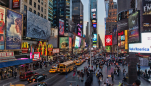 Times Square Photos
