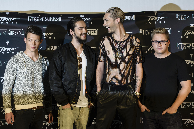 Tokio Hotel Desktop