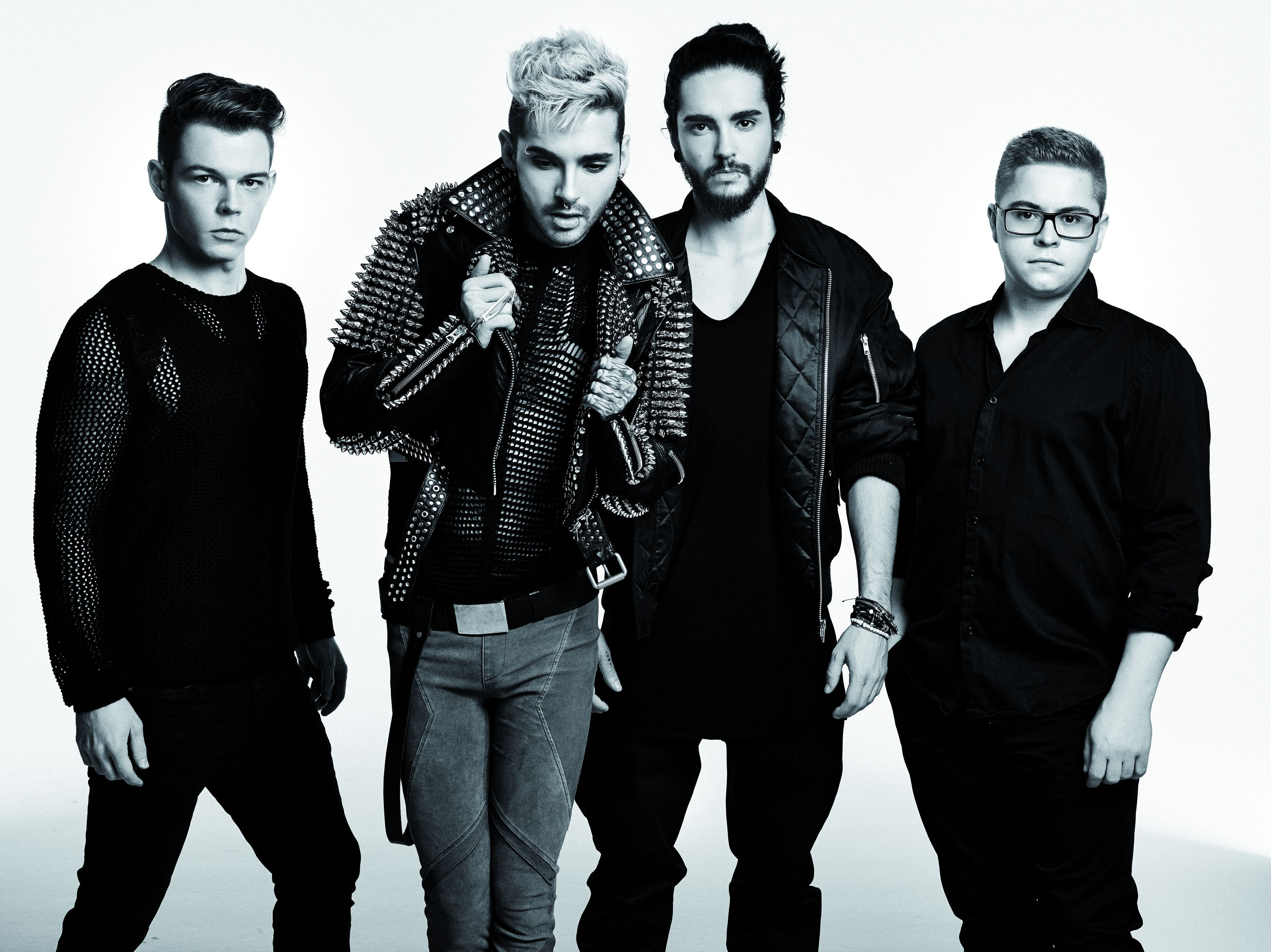 Tokio Hotel High Definition Wallpapers