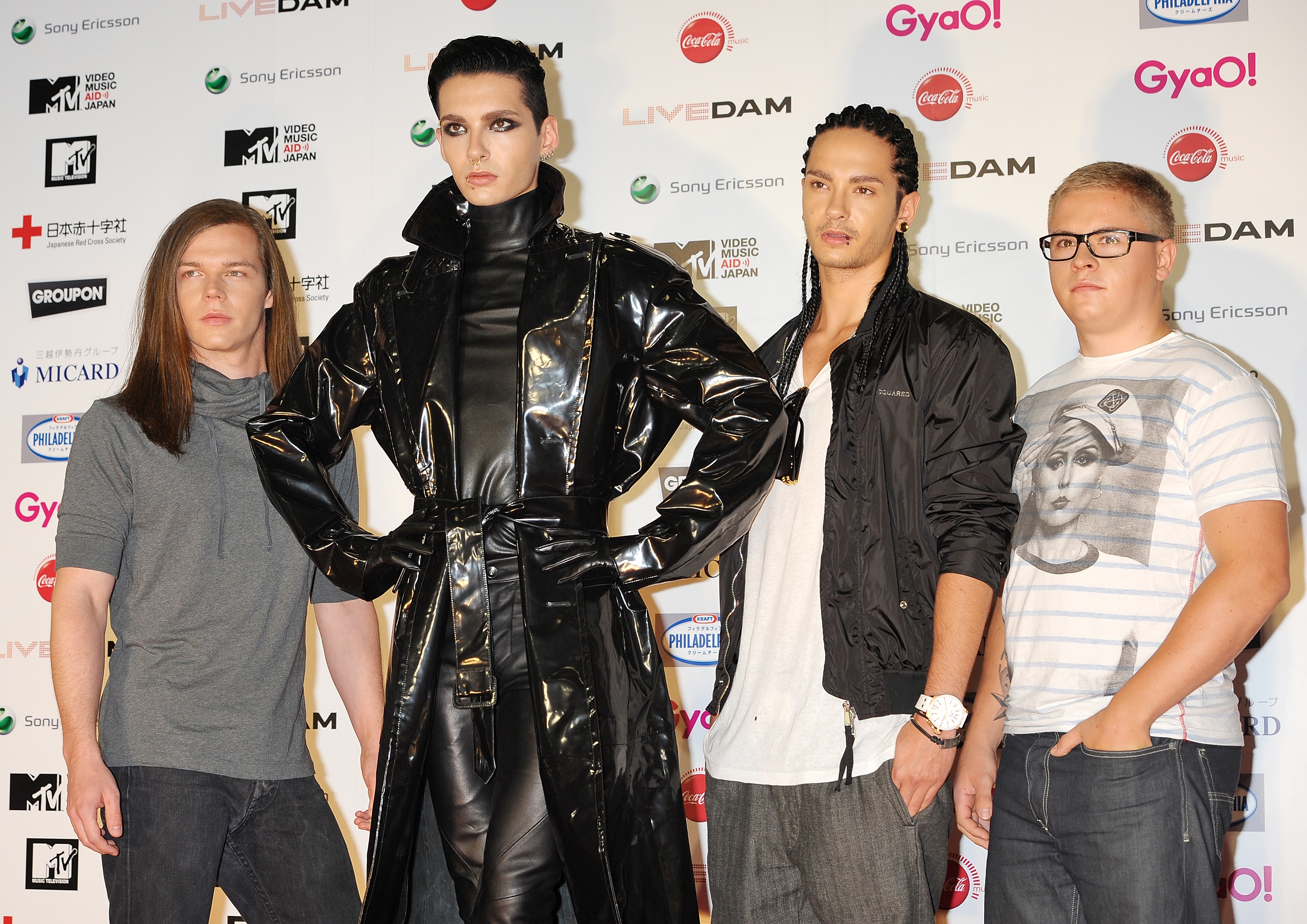 Tokio Hotel Wallpaper For Computer