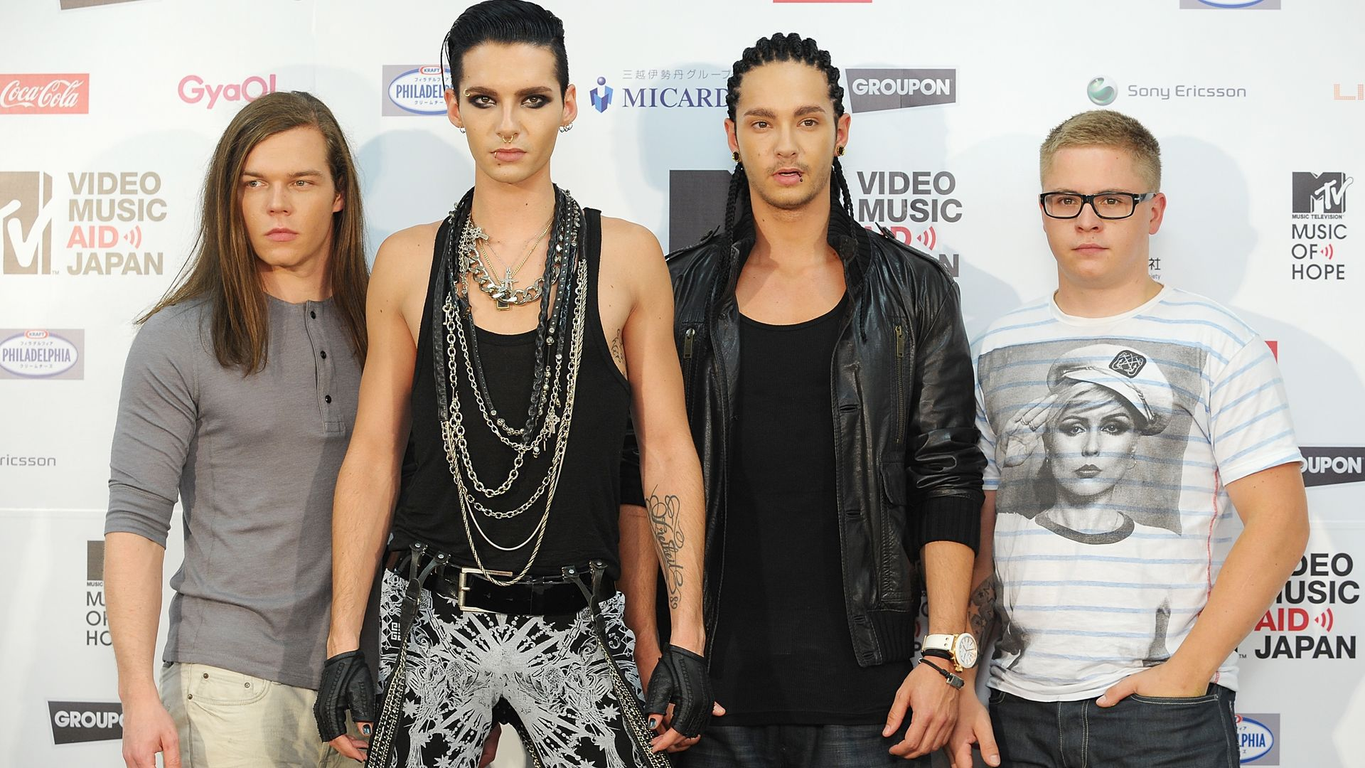 Tokio Hotel Wallpapers Hq