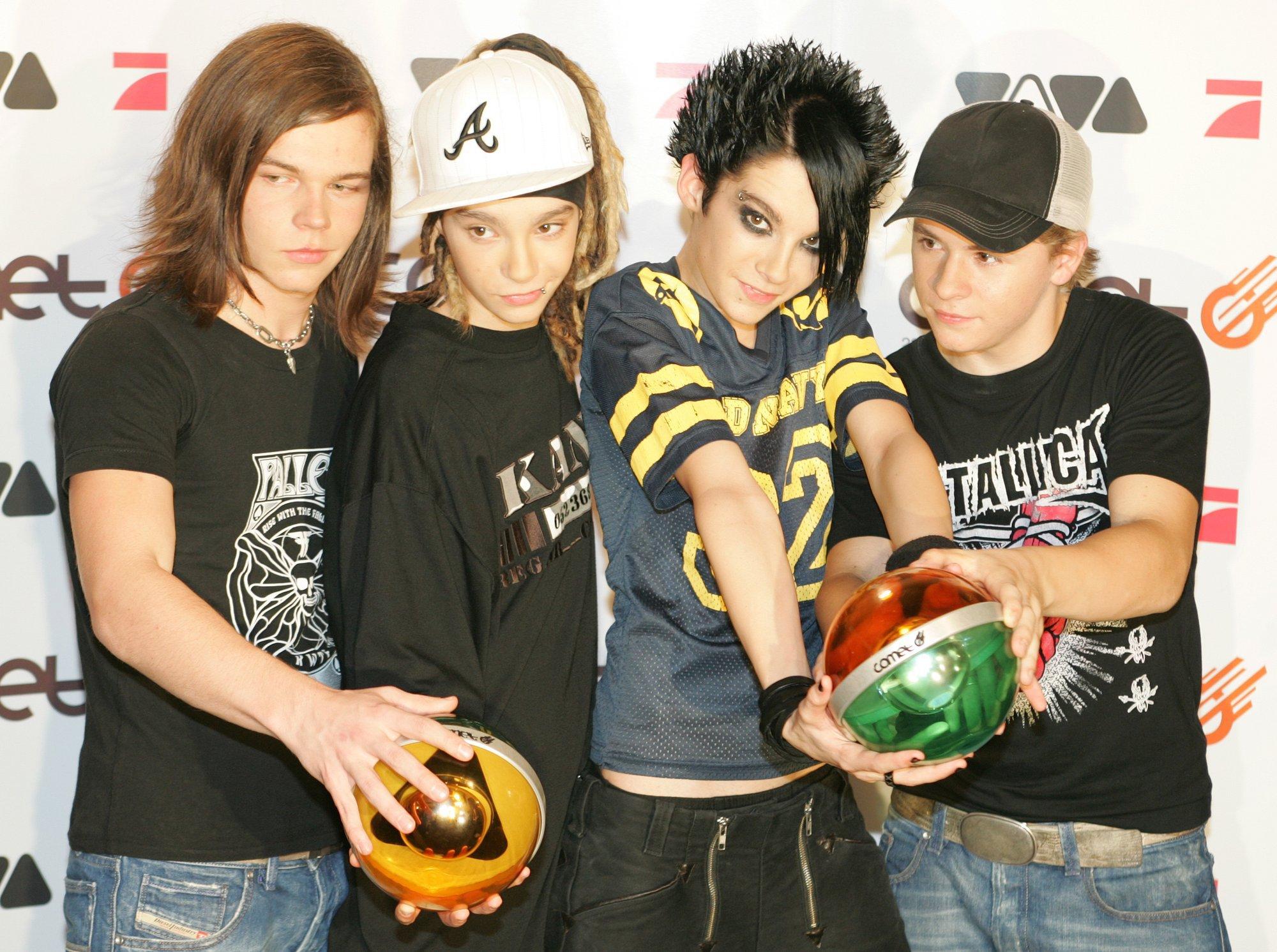 Tokio Hotel Full Hd