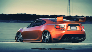 Toyota Gt 86 For Desktop