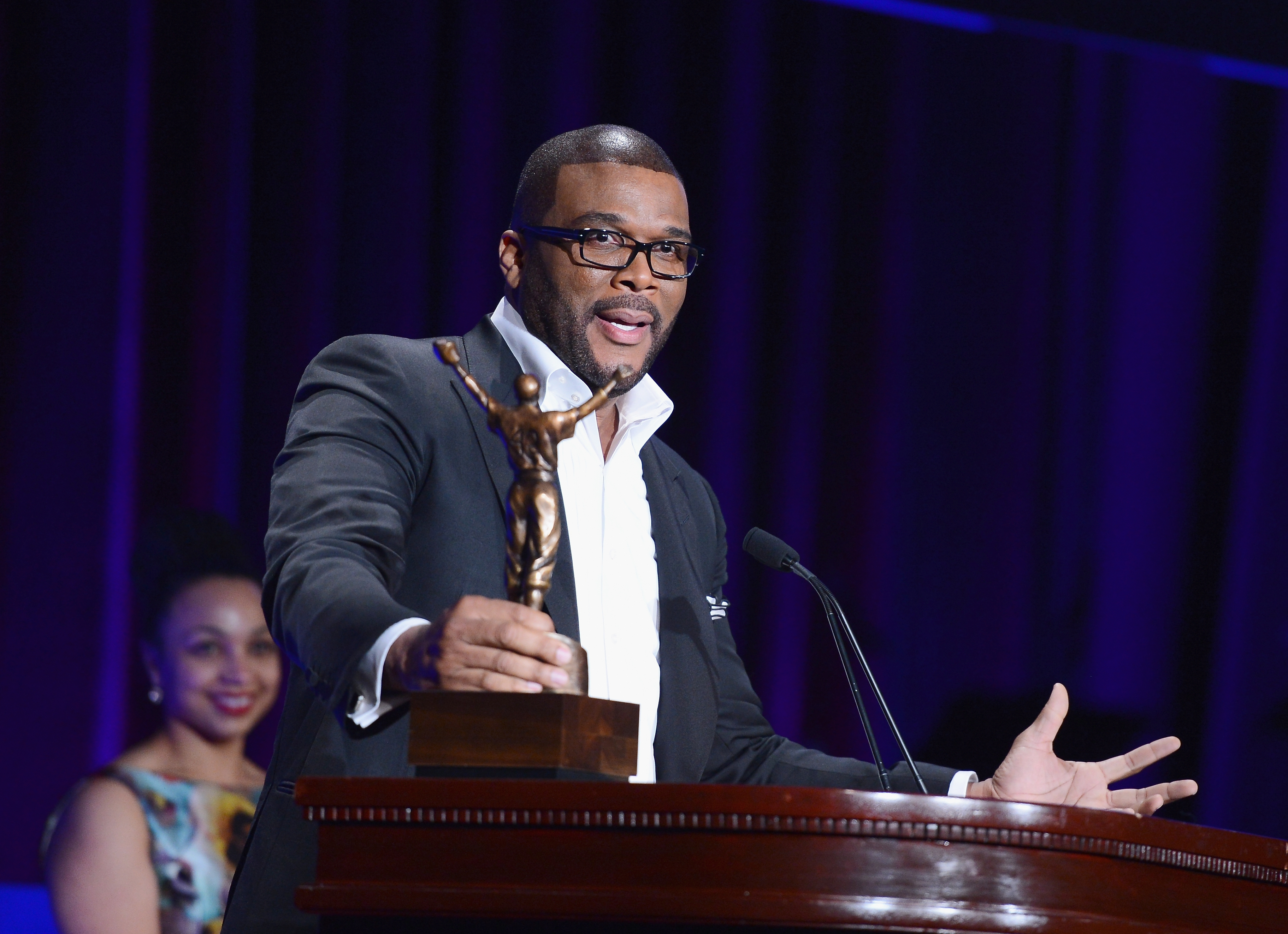 Tyler Perry Background