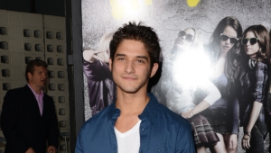 Tyler Posey Background
