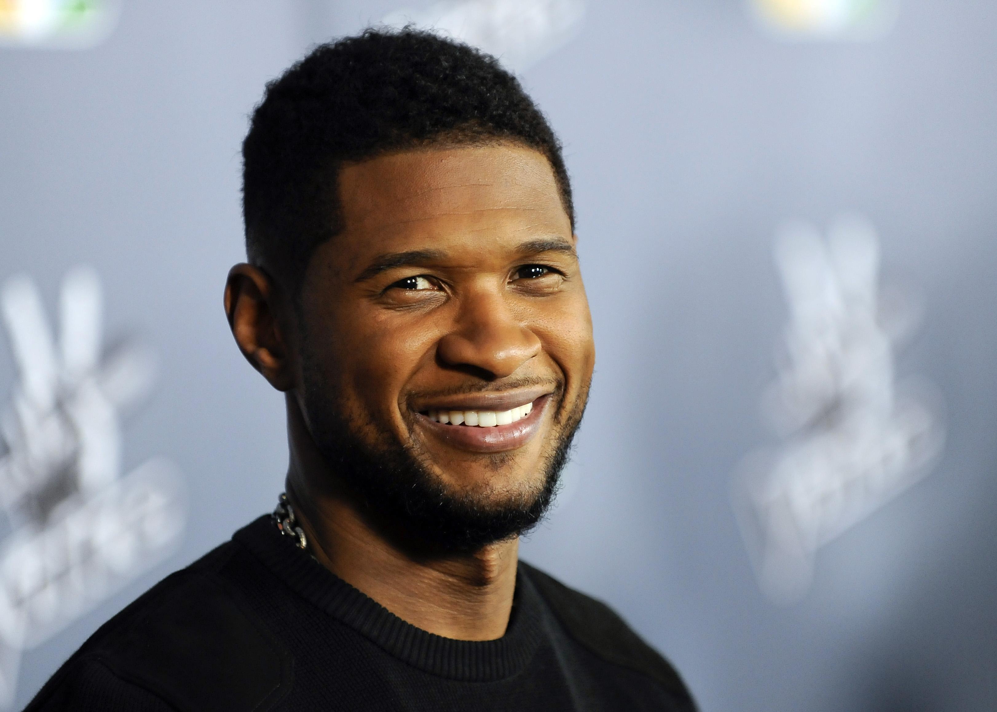 Usher Background