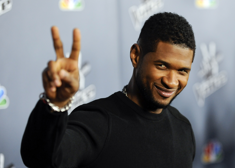 Usher Hd Wallpaper