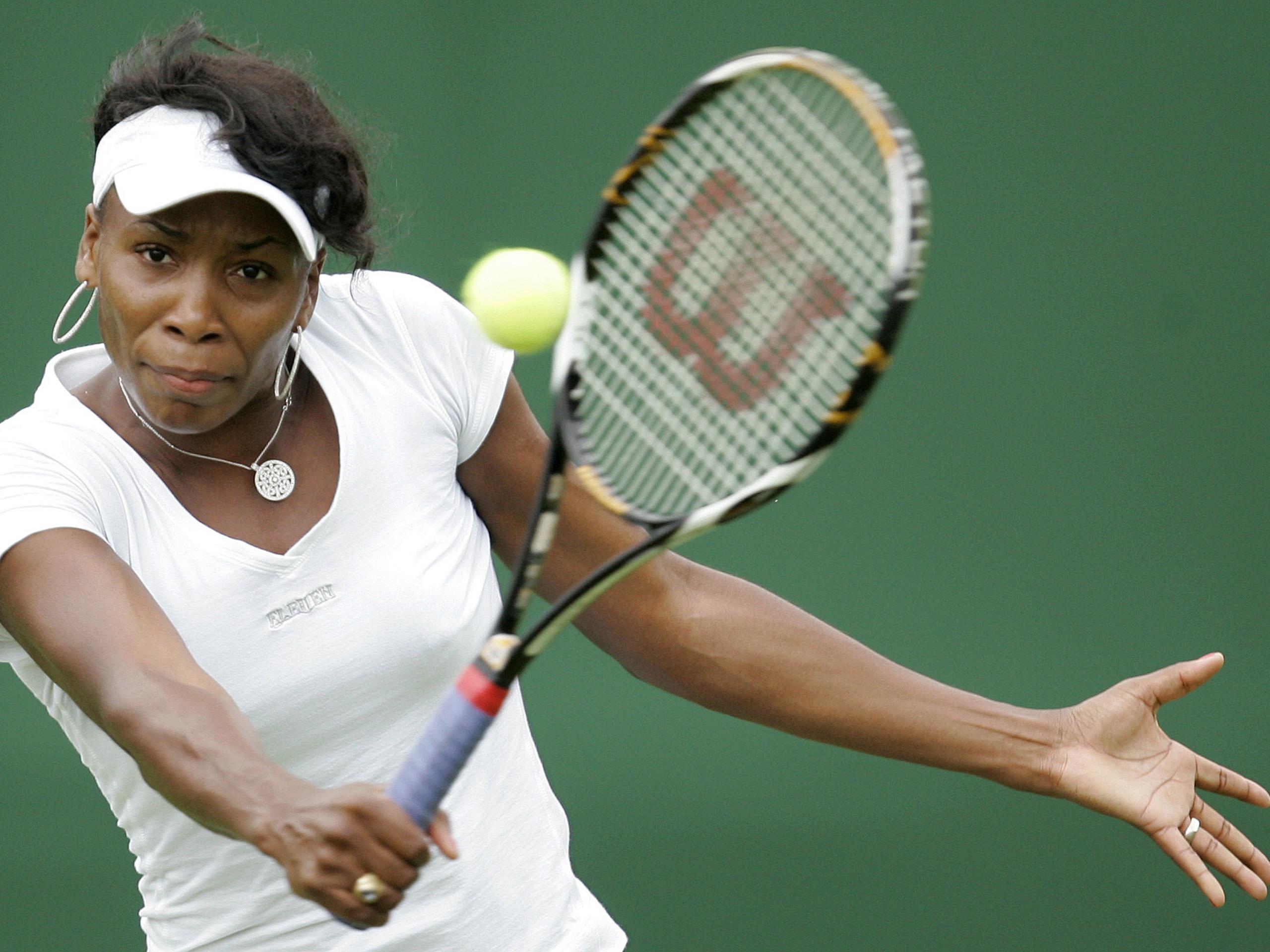 Venus Williams 4k
