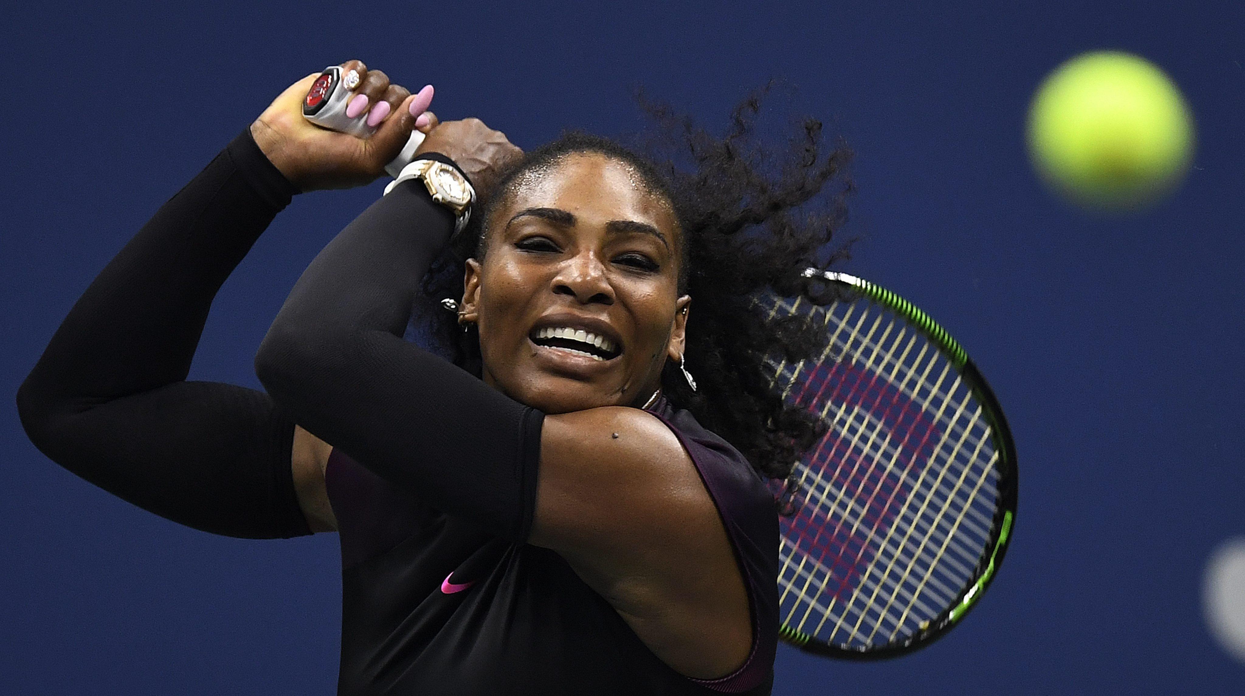 Venus Williams Background
