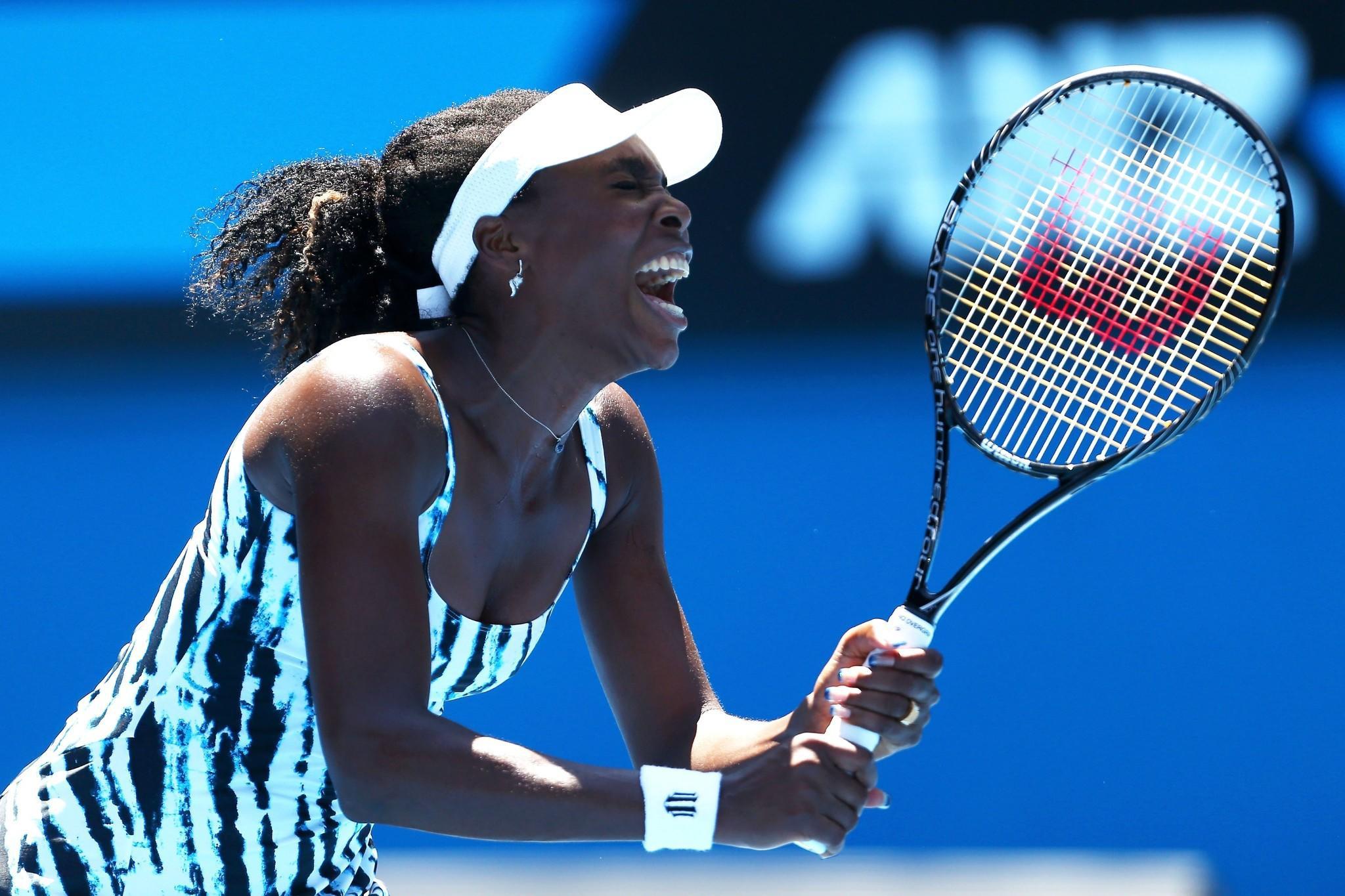 Venus Williams Widescreen