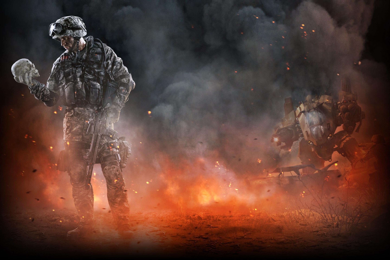 Warface Background