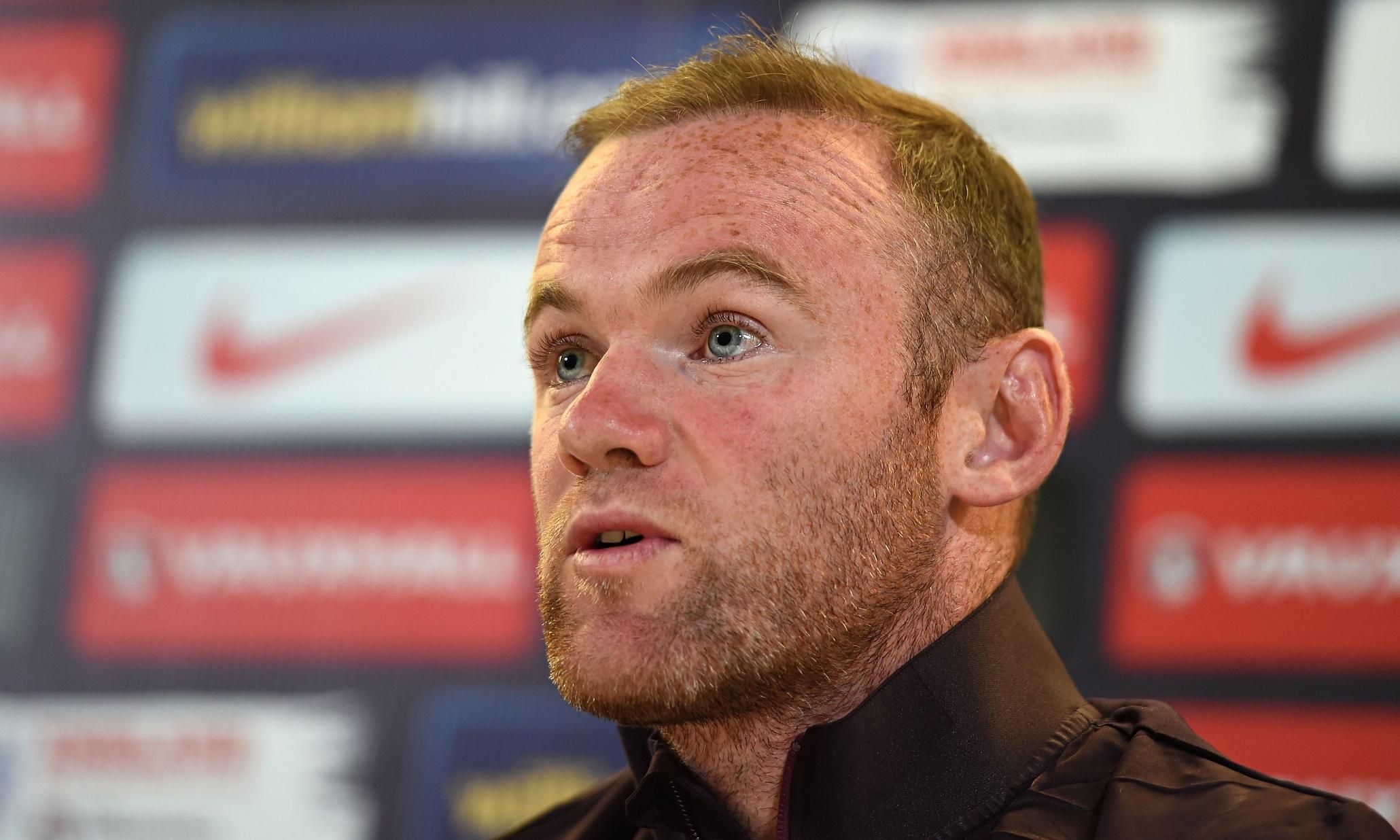 Wayne Rooney Background