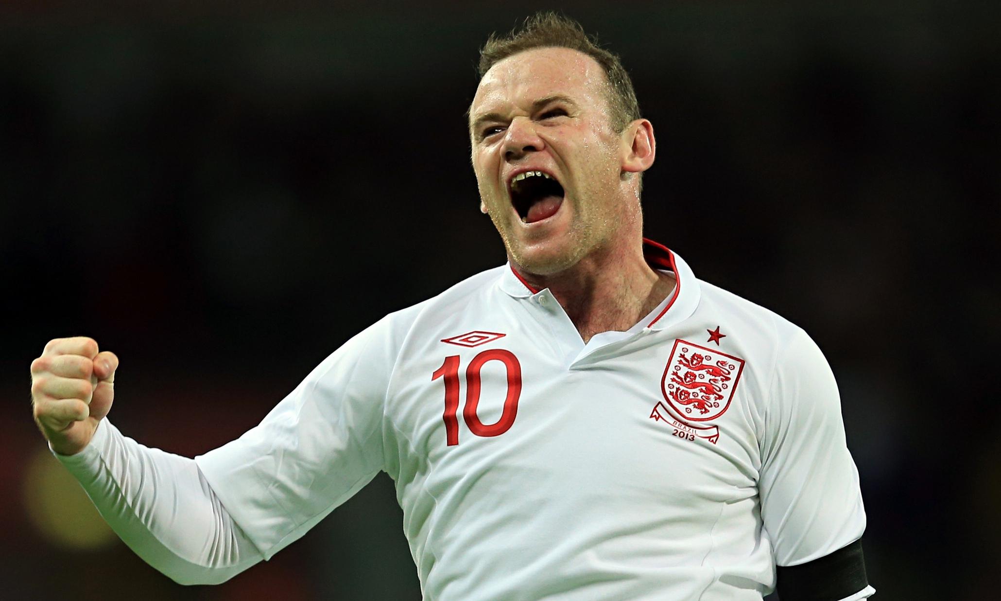 Wayne Rooney Desktop