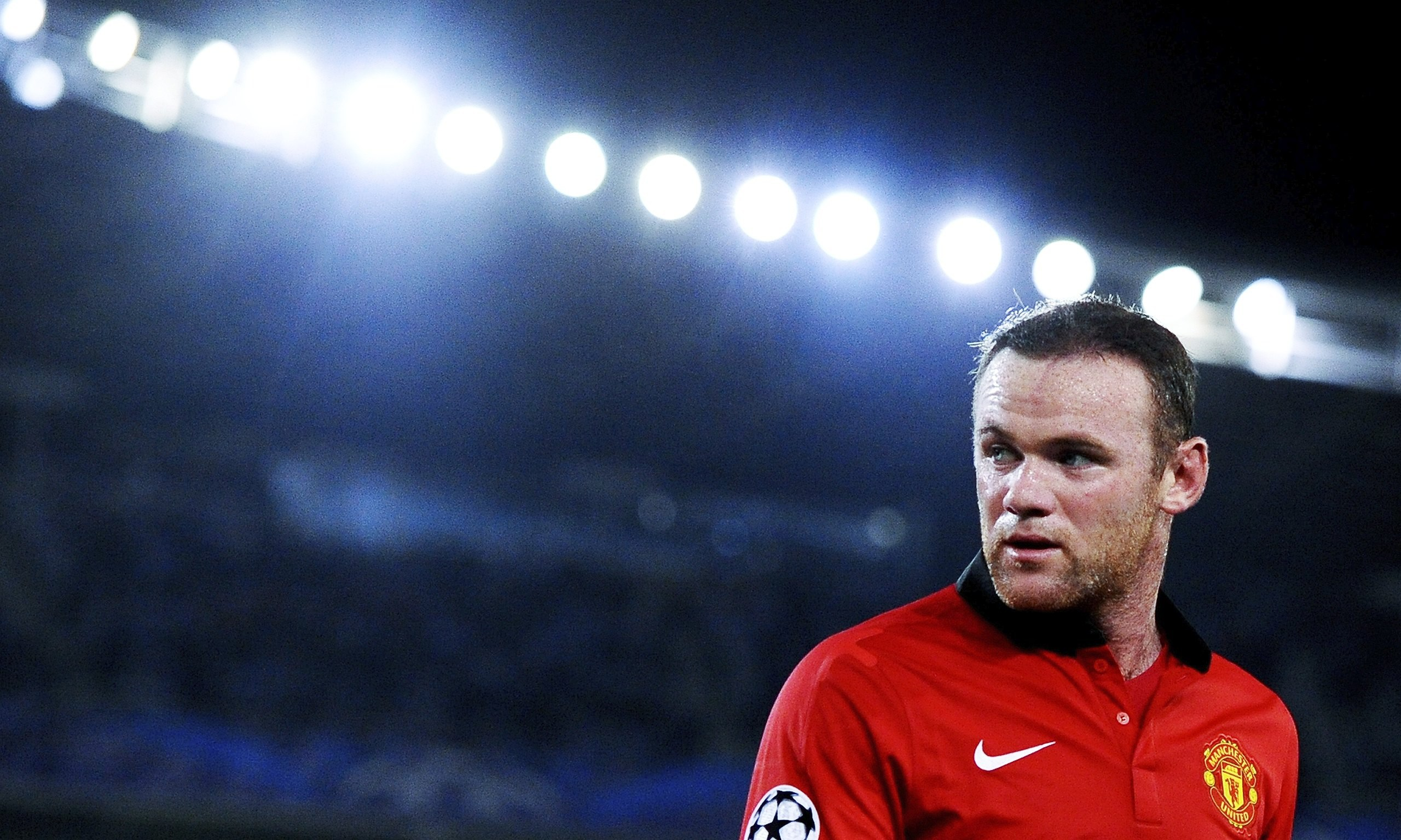 Wayne Rooney Hd Desktop