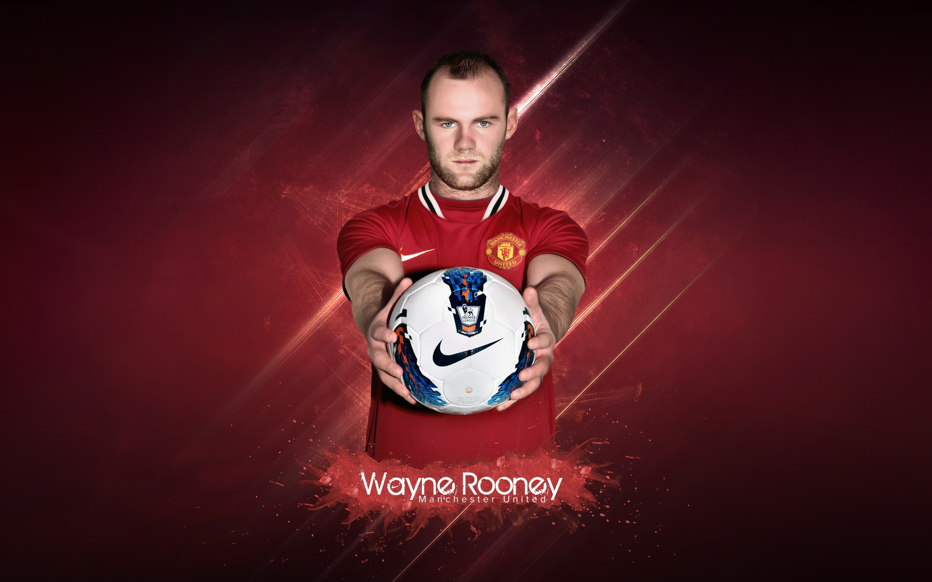 Wayne Rooney Hd Wallpaper