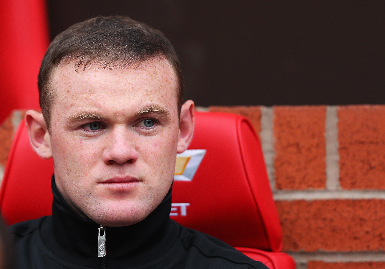 Wayne Rooney High Definition