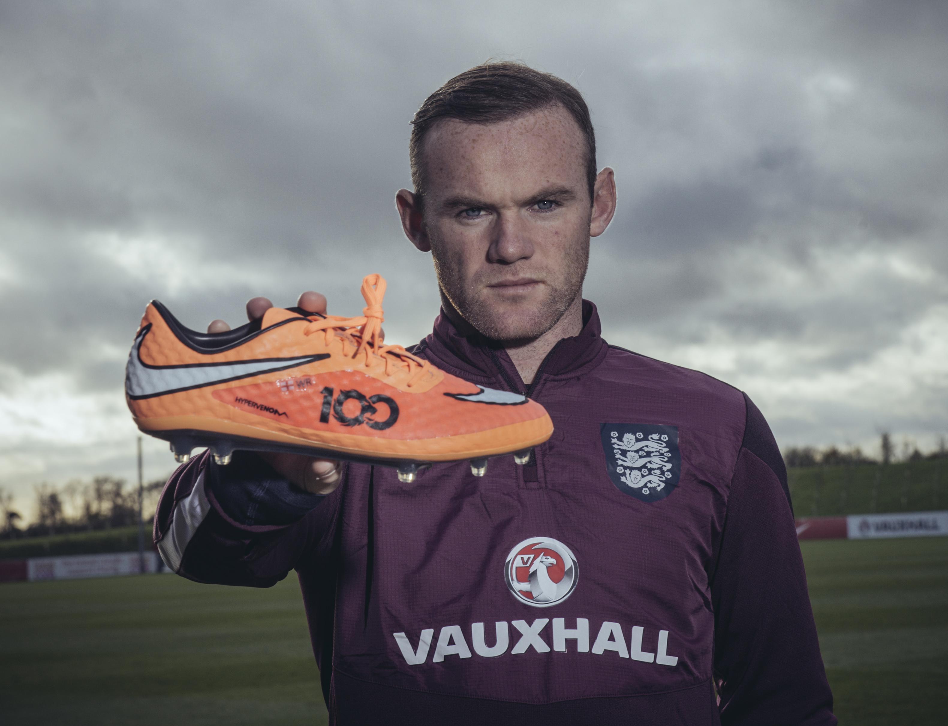 Wayne Rooney Widescreen