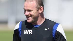 Wayne Rooney For Desktop