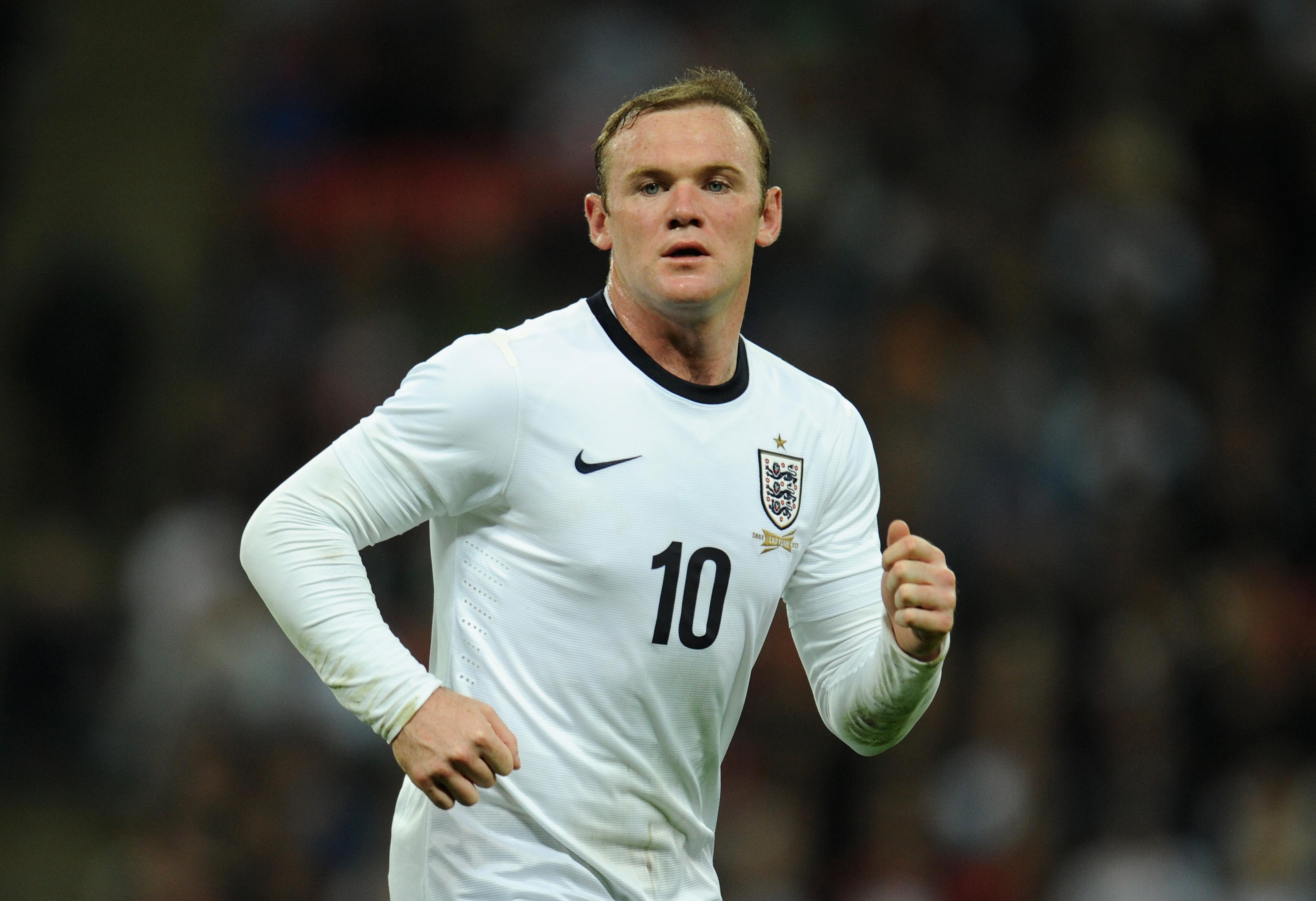 Wayne Rooney Full Hd