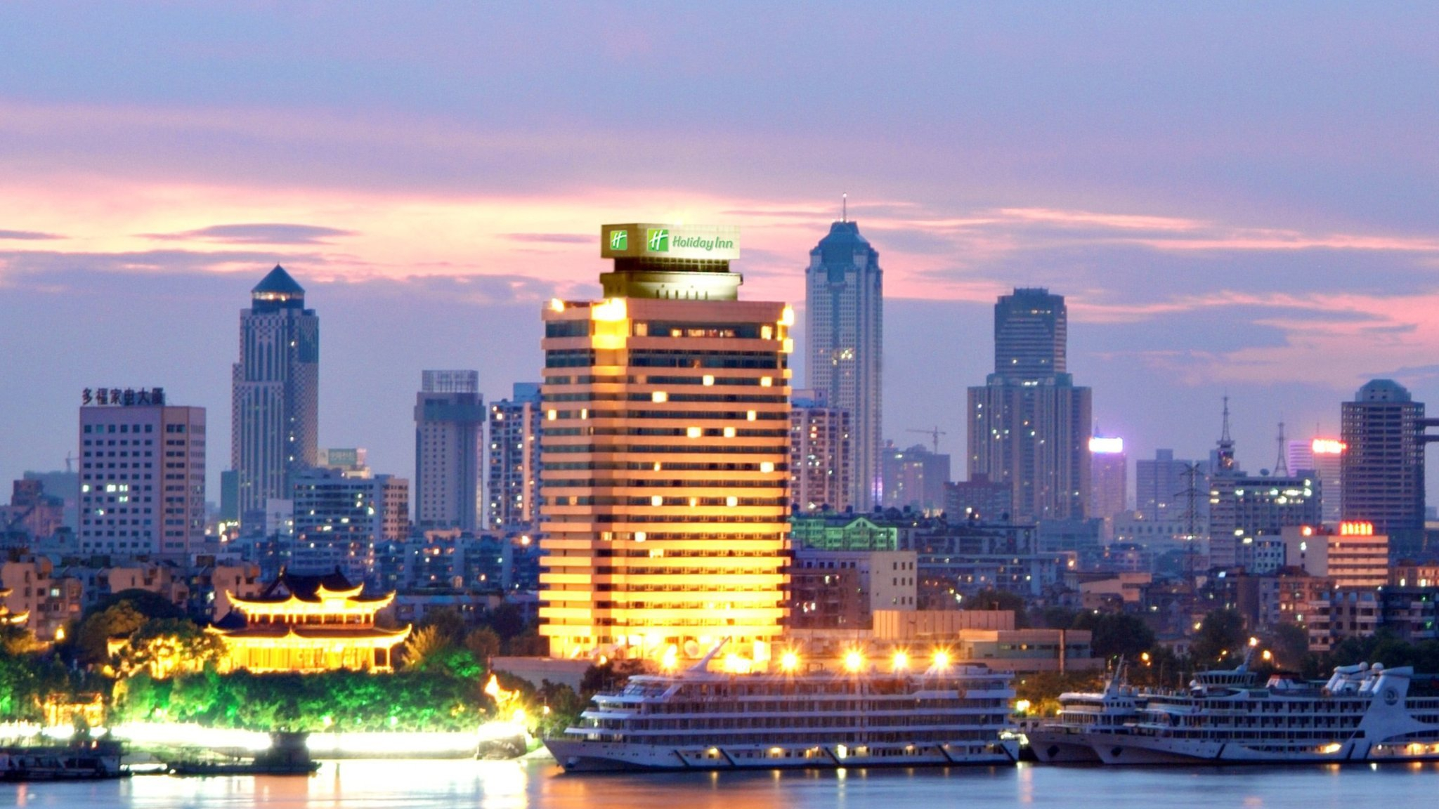 Wuhan Images