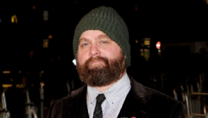 Zach Galifianakis Images