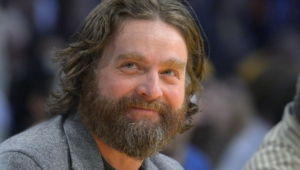 Zach Galifianakis Wallpaper
