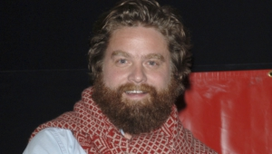 Zach Galifianakis Widescreen