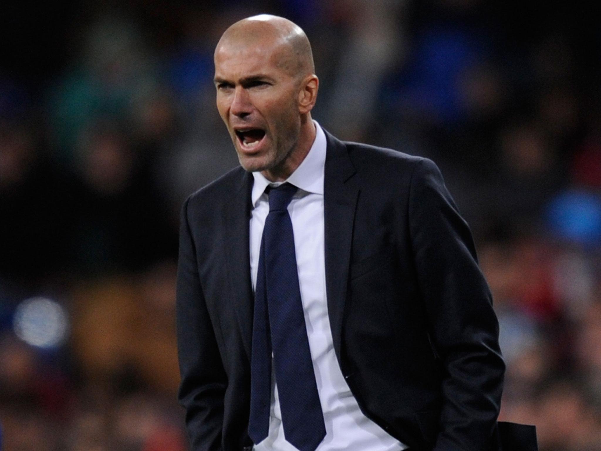 Zinedine Zidane Desktop Images